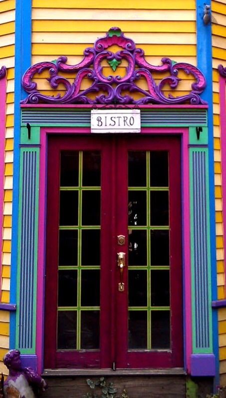 Now THERE is a great door, in Pittsburg no less.   ||||  Pittsburgh, Pennsylvania