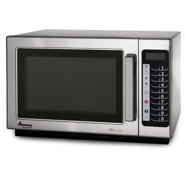 Amana Commercial Microwave Oven- Braille - Kitchen Accessories - MaxiAids