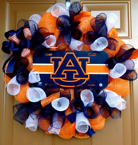 auburn wreath ideas - Google Search