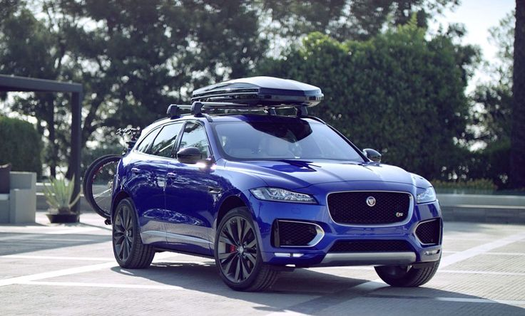 Ridiculously Fast SUVs For Fun Loving Adults -
