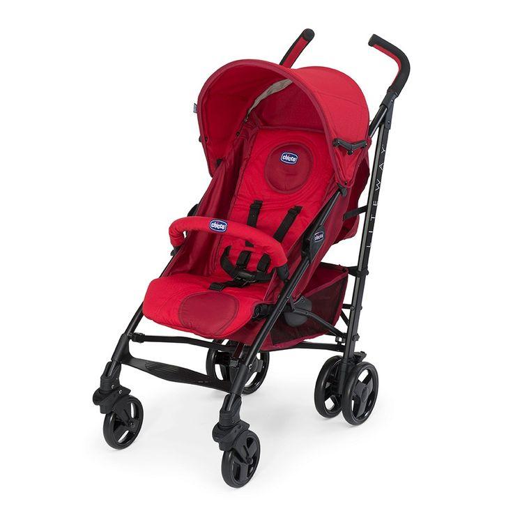 La silla Liteway de 0-36 meses es la sillita más ligera de Chicco. Cuenta con un estilo moderno y elegante, con el que tanto tú como tu pequeño no pasaréis desapercibidos.