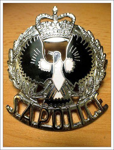 Australian Police Badge
