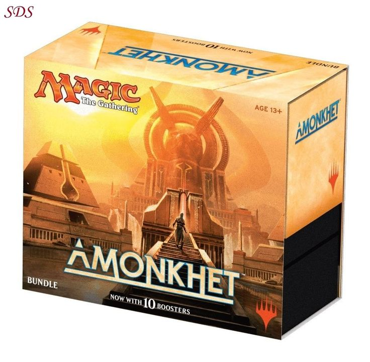 Amonkhet Bundle Box Magic The Gathering With 10 Booster Packs Factory Sealed NEW | Toys & Hobbies, Collectible Card Games, Magic: The Gathering | eBay!