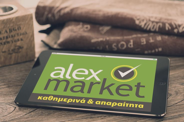 It is time for Alex Market. Daily and responsibly