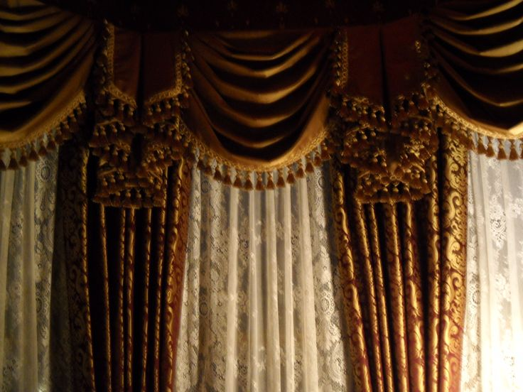 1000 Images About Old House Curtains On Pinterest Bay