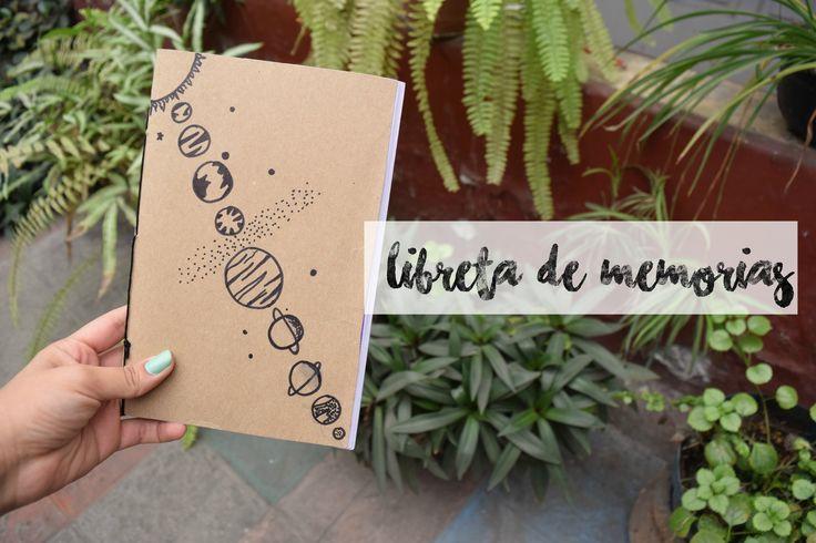 DIY SAN VALETIN: Libreta de Memorias | JENKA