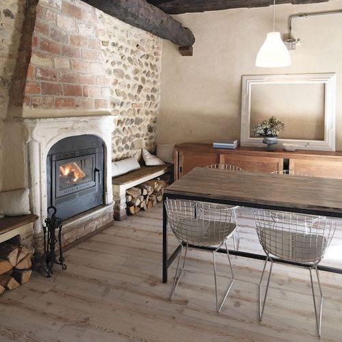Oltre 25 fantastiche idee su arredamento rustico moderno for Arredamento moderno ma caldo