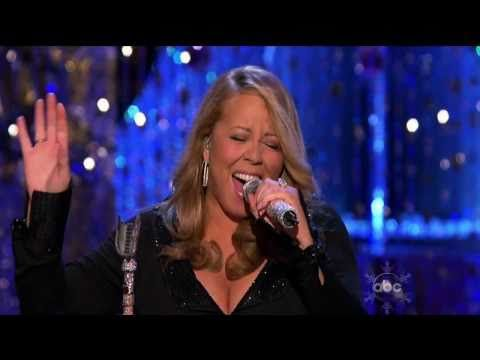 02 O Little Town Of Bethlehem / Little Drummer Boy (medley)- Mariah Care...