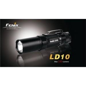 Lampe Fenix LD10