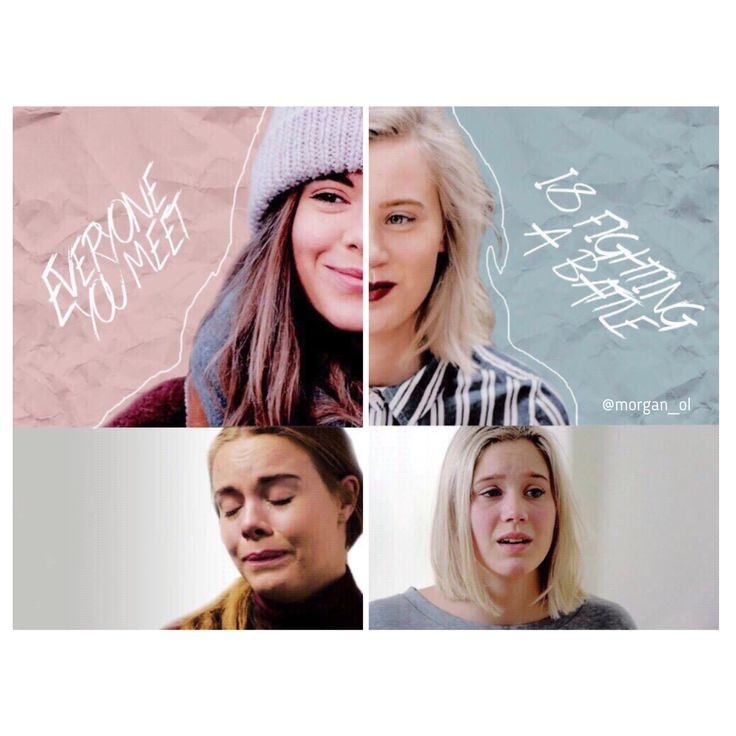 Skam: Eva and Noora💖💙