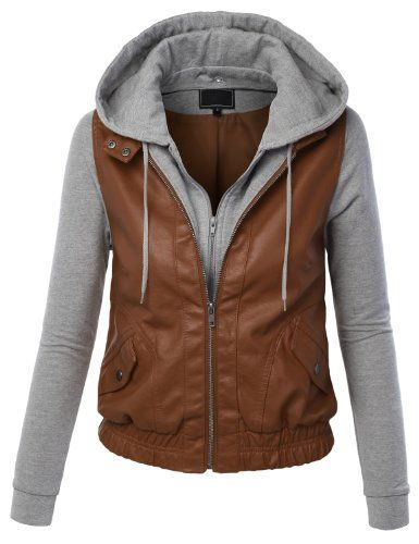 LE3NO Womens Zip Up Faux Leather Moto Jacket with Hoodie LE3NO,http://www.amazon.com/dp/B00H5ENTI4/ref=cm_sw_r_pi_dp_64n.sb1HKJZGSJN8
