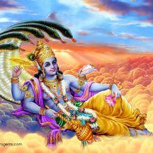 Ilustraciones coloridas de dioses y deidades hindúes 3