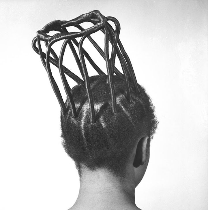 1,000 Photographs Document Elaborate Nigerian Hair Trends - J.D. Okhai Ojeikere at Gallery 51