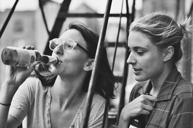 Frances Ha (2012) - 15inspirational movies about extraordinary women