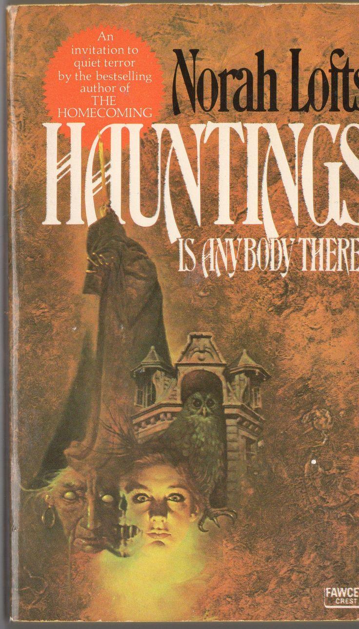 Hauntings by Norah Lofts (short stories)