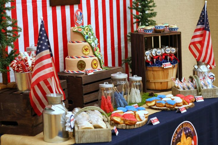 An Eagle Scout Court Of Honor Dessert Eagle Scout Ideas Pinterest Dessert Tables The O Jays And Decor