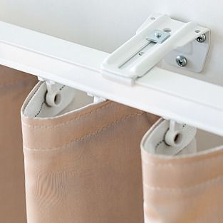 Ripple Fold Drapery | Wall Mount