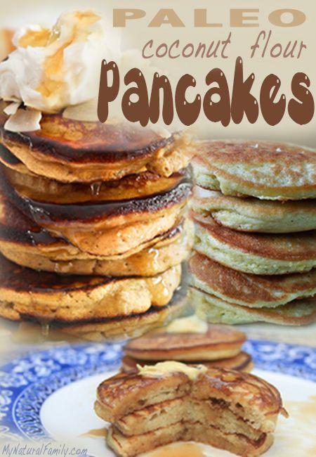 Best 25+ Coconut flour pancakes ideas on Pinterest ...