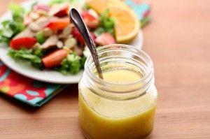 Orange Vinaigrette: 6 Kcal Per Tbsp
