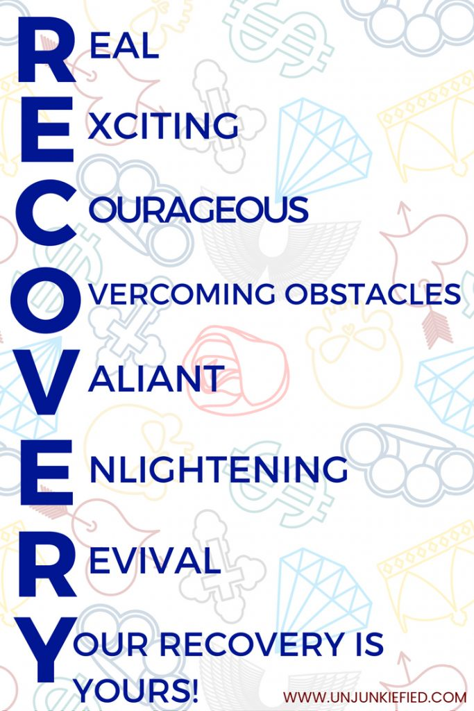 Example of an acrostic poem using the word recovery. Just another example of recovery words being used as journal prompts. Journaling in recovery is one of the best things you can do for yourself.