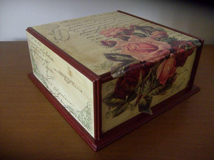 çay kutusu/tea box