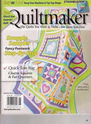 Quiltmaker 133 2010 - Joelma Patch - Álbumes web de Picasa