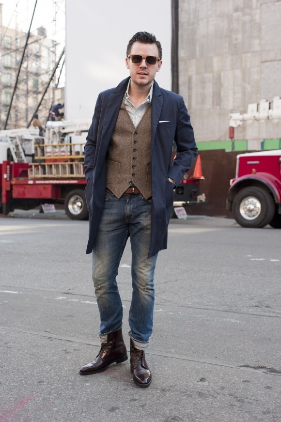 Mens Style Fashion Tips - Topcoats Overcoats | TSBmen
