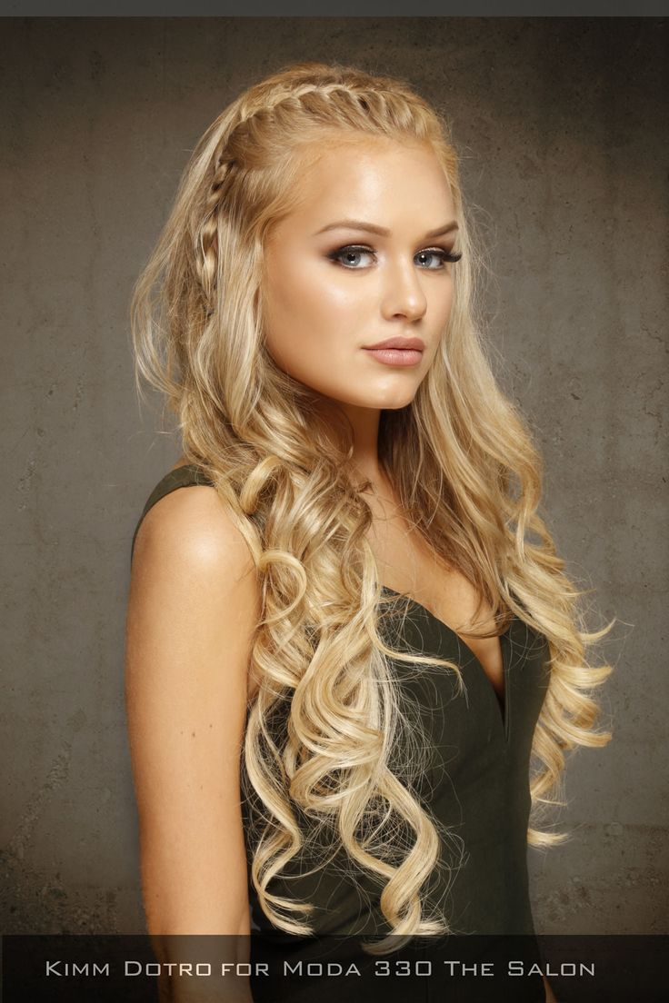 10+ Long Hair Hairstyle For Party, Great Inspiration!