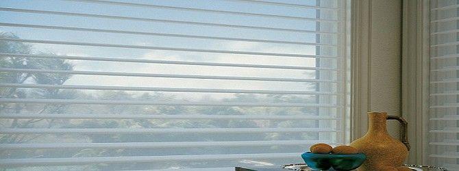 Durchsichtige Jalousien für eine unendliche Vielfalt von Stimmungen – Jalousie Silhouette