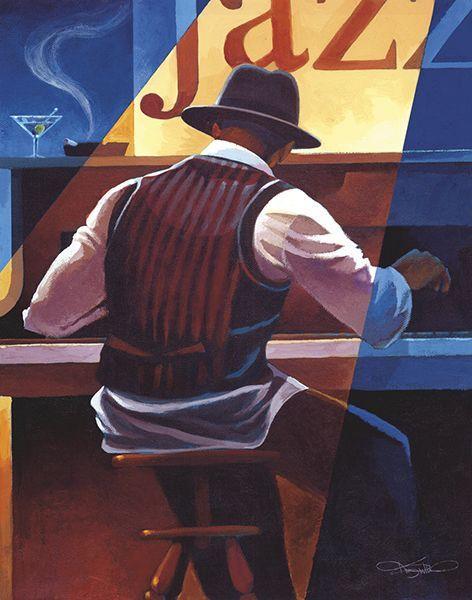 Ragtime, Artist Keith Mallett