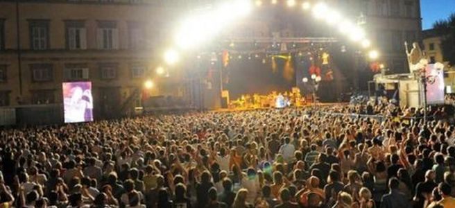 Lucca Summer Festival- The festival of best of International live music  http://www.carltonleisure.com/travel/flights/italy/