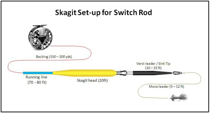 D-Loop Spey Casting: Skagit Set-up for Switch Rod