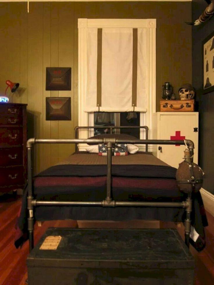 30+ Most Wonderful Army Bedroom Design Ideas
