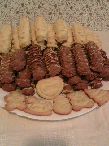 Darálós- és szaggatott keksz
