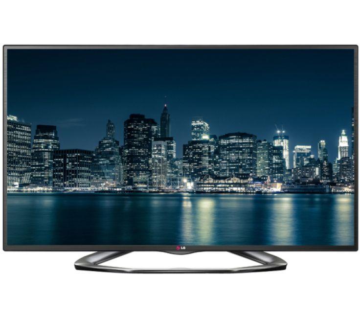 "// LG 50"" Smart 3D LED TV for £990.00 saving £74.50 //"
