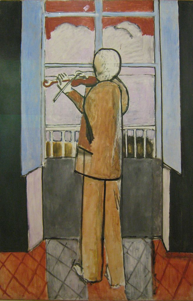 Examples List on Henri Matisse