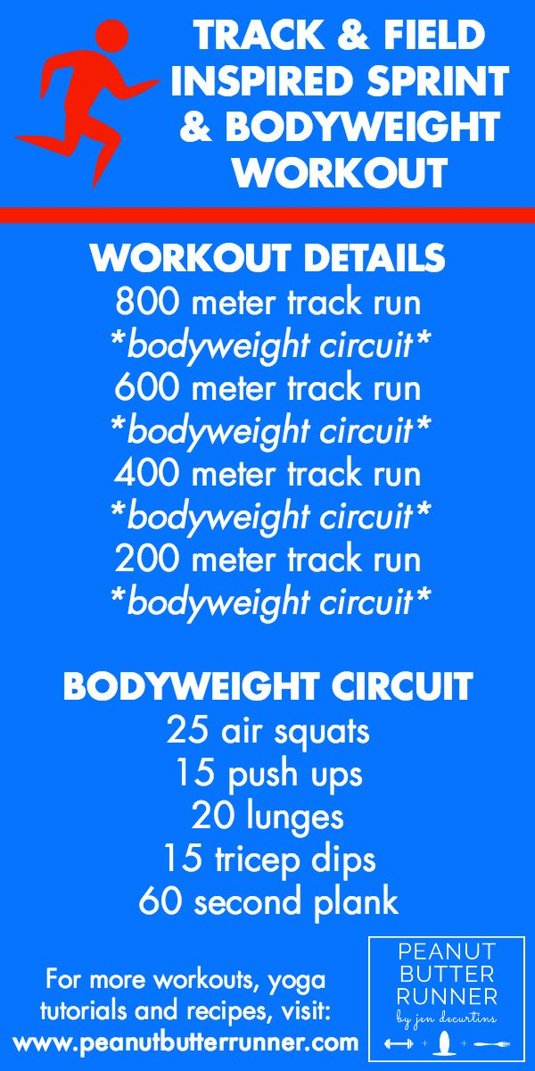 If you're feeling inspired by Team USA and the Olympics, do I ever have the workout for you! I'm partnering with BabbleBoxx on this post to bring you a Track & Field Inspired Sprint & Bodyweight Track Workout along with some awesome products to power you through! This is a GOOD one!
