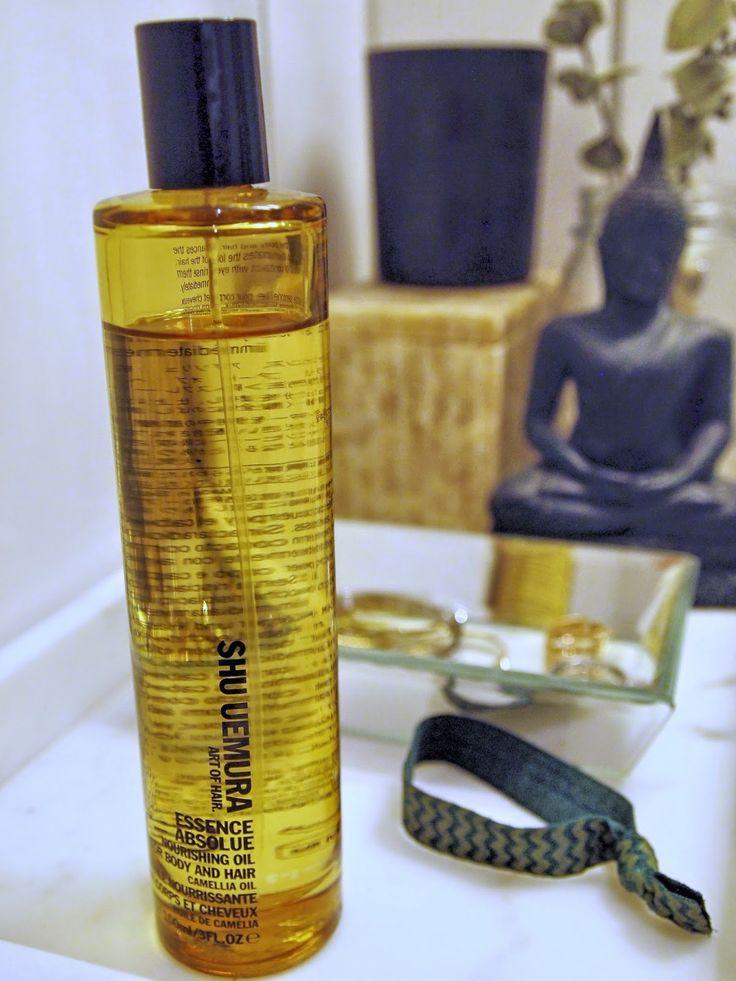 Ladybirds Nest: Essence Absolue Body & Hair Oil