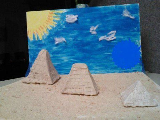 Best 25+ Pyramid model ideas on Pinterest History of pyramids - pyramid template