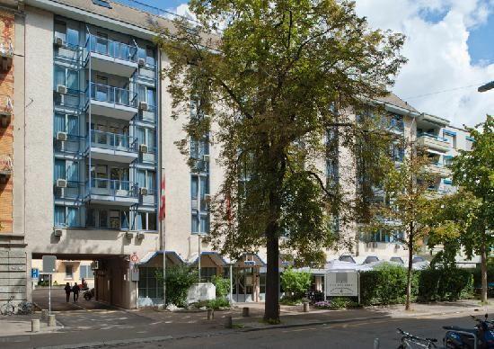 Senator Hotel Heinrichstrasse 254 / 256, Zurich 8005, Switzerland