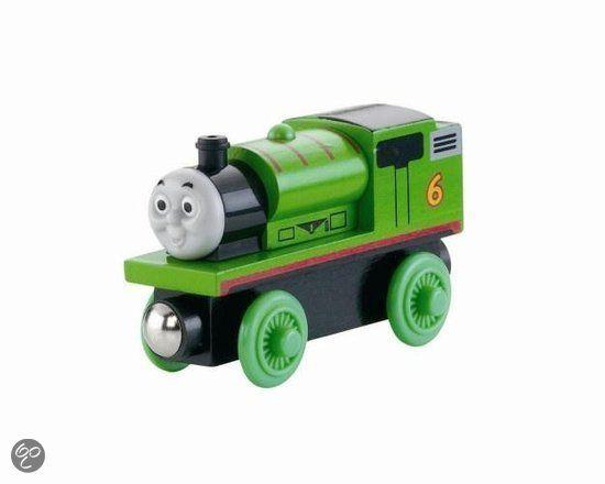 bol.com   Fisher-Price Thomas de Trein Hout Percy,Mattel   Speelgoed
