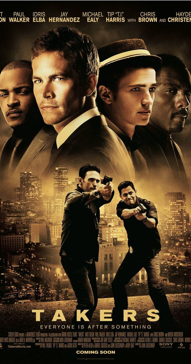 Takers (2010) ****