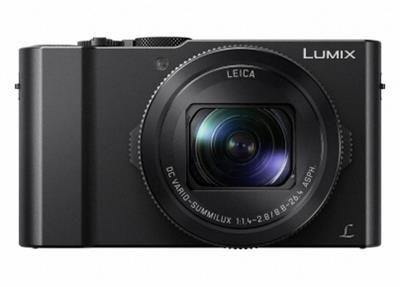 Panasonic Lumix DMC-LX15 Camera in Black + 2 Year Guarantee Image