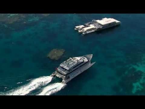 Quicksilver Cruises Great Barrier Reef Tours Port Douglas