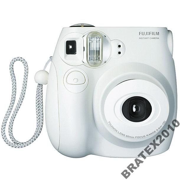 Aparat fuji instax mini 7s  kolor aparatu- biały