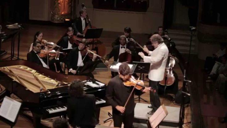 C.Gardel :Por una Cabeza - Orquestra Sinfonia Brasil, Daniel Guedes  e N...