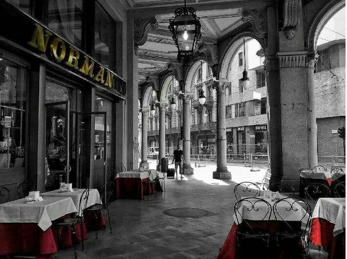 Angoli storici di Torino: via Pietro Micca!  (foto @ntonio1979)