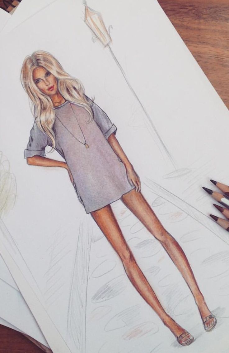 Best 20+ Fashion Design Sketches Ideas On Pinterest