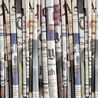 Buy Mr Perswall Daily News Wall Mural, Multi online at JohnLewis.com - John Lewis