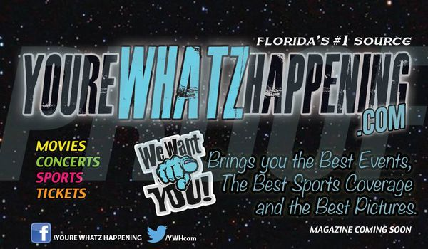 #YWHTeamNoSleep Golden Ticket To the NFL - Tickets - Everbank Field, Jacksonville, FL - Tailgaters Parking, Jacksonville, FL - Mavericks at the Landing, Jacksonville, FL - August 8, 2014